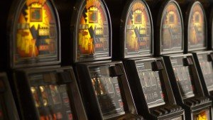 Spillautomater i kasino på PEARL SEAWAYS