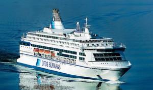 Fergeruten Oslo-København betjenes av DFDS Seaways