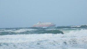 Danskebåten værfast