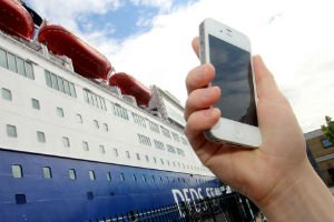 DFDS mobil priser